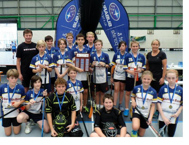 Peninsula Thunder Junior Rep Team NSW Junior Champions 2014
