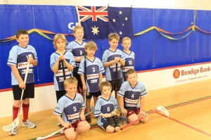 Team Lightning - Runner-Up Autumn 2014 Junior Competition